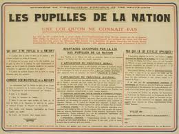 Pupilles nation