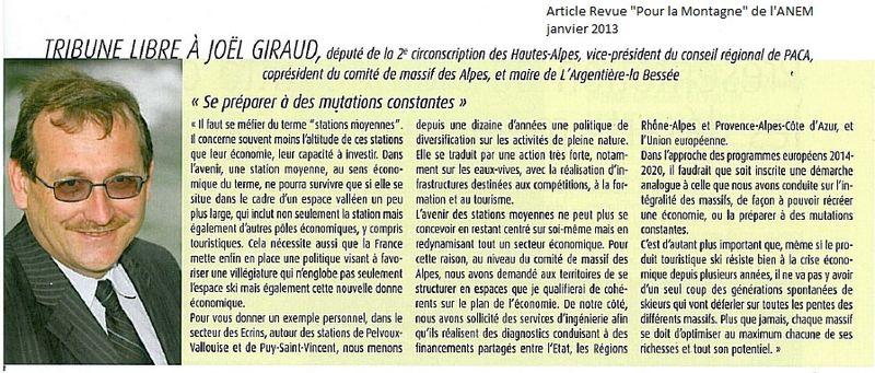 Article JG journal ANEM janvier 2013
