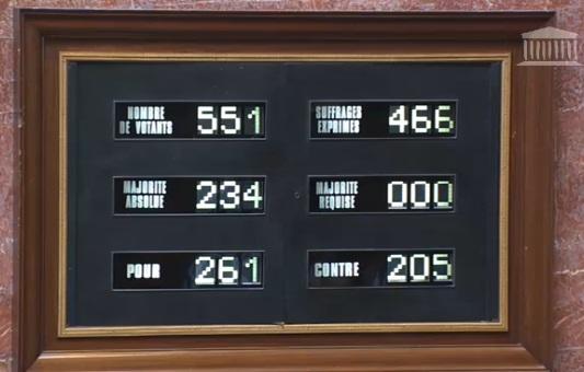 Délimitation des régions scrutin 230714