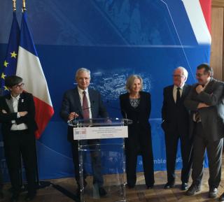 Photo Conférence de Presse