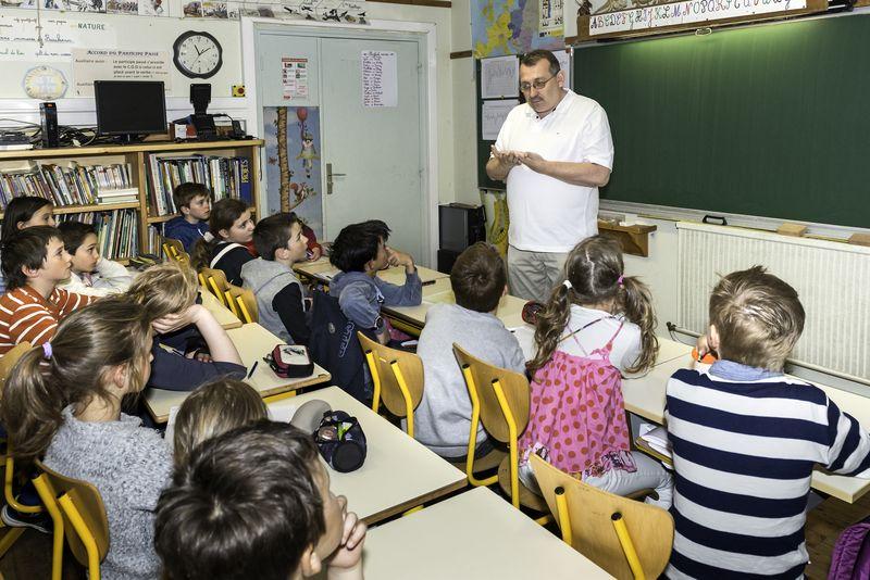 Ecole de Ceillac 290416