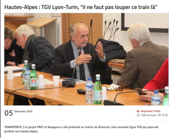 Lu sur Alpes 1 TGV Lyon Turin 051216 1