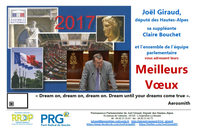 Carte voeux 2017 lll
