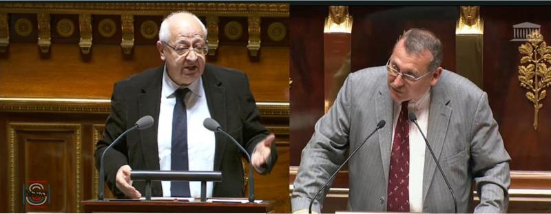 JP Vial et J Giraud